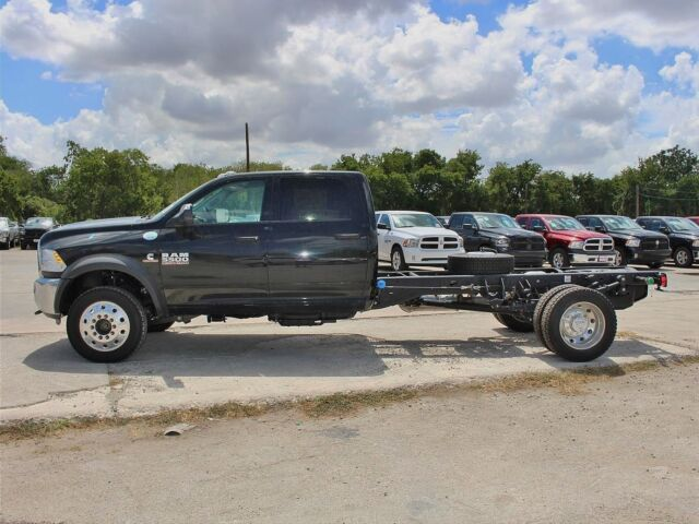 2014 Ram 5500 Crew Cab Chassis 11ft, 84 Inch Cab To Axle, 4x4, Alcoa's