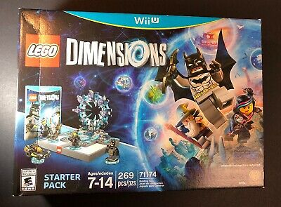 LEGO Dimensions Starter Pack (Wii U) NEW