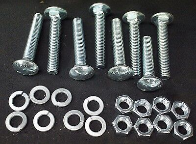 Rear Wheel Weight Bolt Kit International Harvester Ih Farmall Cub Lo-boy Tractor