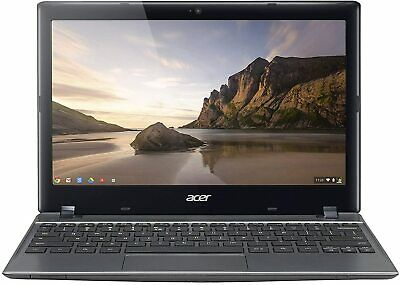 "Acer Chromebook C720 11.6"" Celeron 2955U 2Gb 16Gb WiFi HDMI BT w/ Charger!"