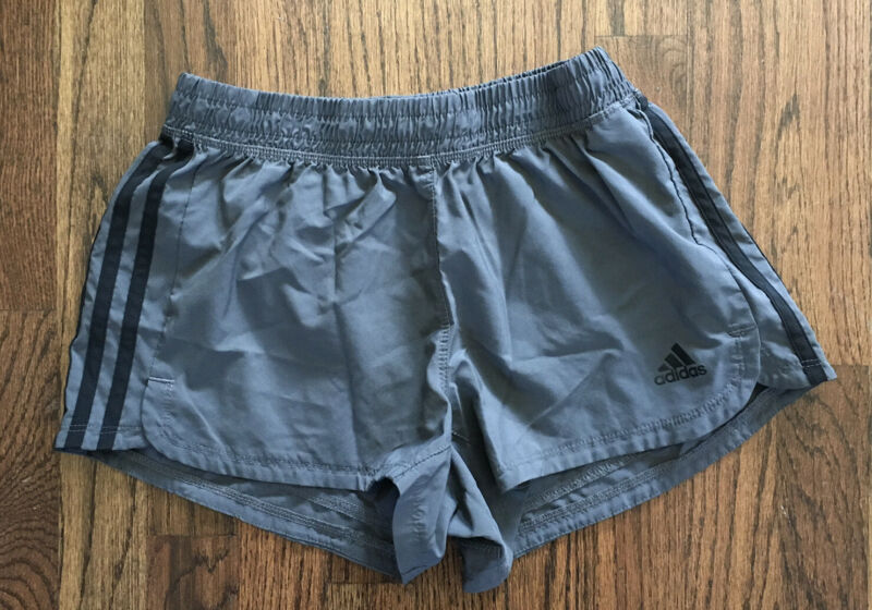 Girl's Adidas Climalite Athletic Running Shorts Size Small