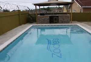 Beautiful, secure vacation rental in Jamaica (3 bdrms, 2 baths)