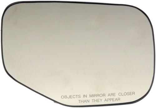 Door Boxed Left Dorman fits 09-15 Honda Pilot Door Mirror Glass-Mirror Glass