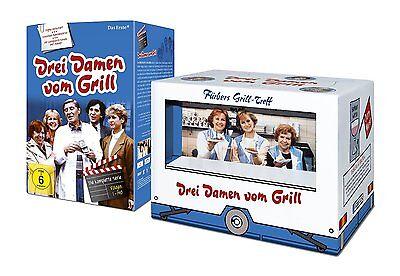 20 DVDs * DREI DAMEN VOM GRILL - DIE KOMPLETTE SERIE - DELUXE EDITION# NEU OVP &