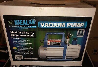 Ideal-Air HVAC Vacuum Pump Model 700582 - 3 CFM - Commercial Pump- Free Shipping