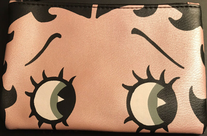 Betty Boop Cosmetic Bag
