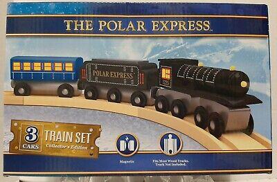 Masterpieces 41985 Polar Express Magnetic Train Set Fits Thomas the Tracks NEW