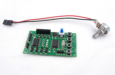 Programmable 24 Phase 45 Wire Stepper Motor Driver Control Board Diy Robot Car