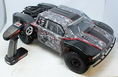 Redcat Racing Camo TT 1/10 Scale Brushless Electric RC Trophy Truck (See Desc.)