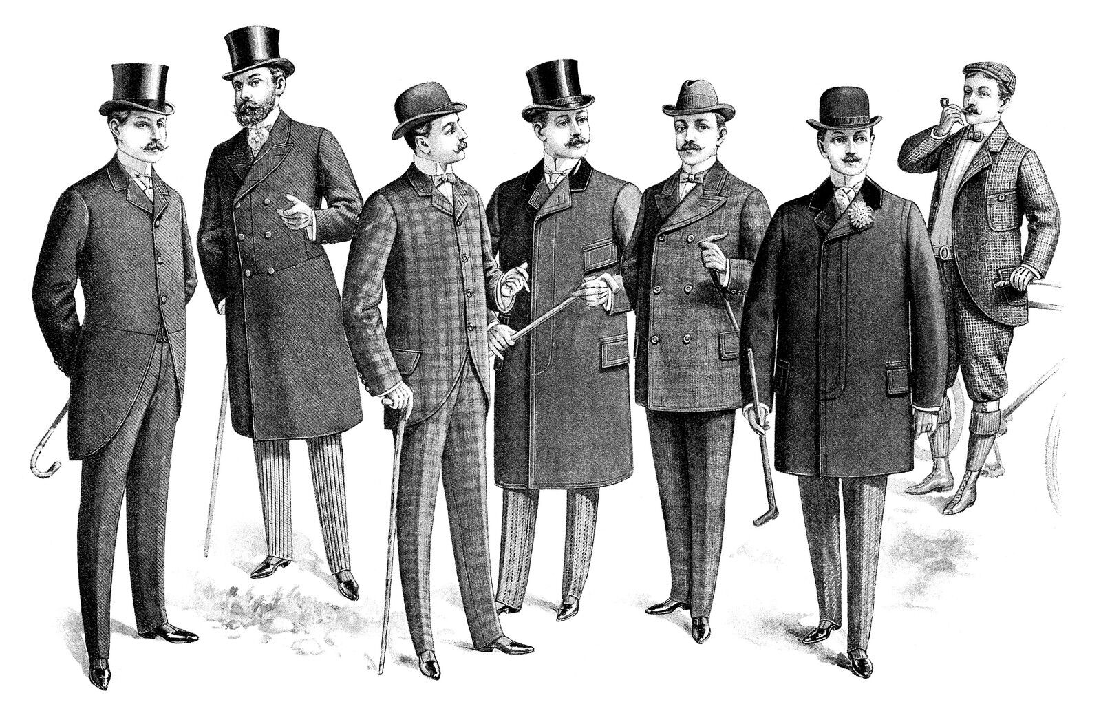 Men's Fashions For Today's Man