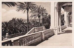 SAN-REMO-Villa-Ormond-Foto-Cartolina-1942