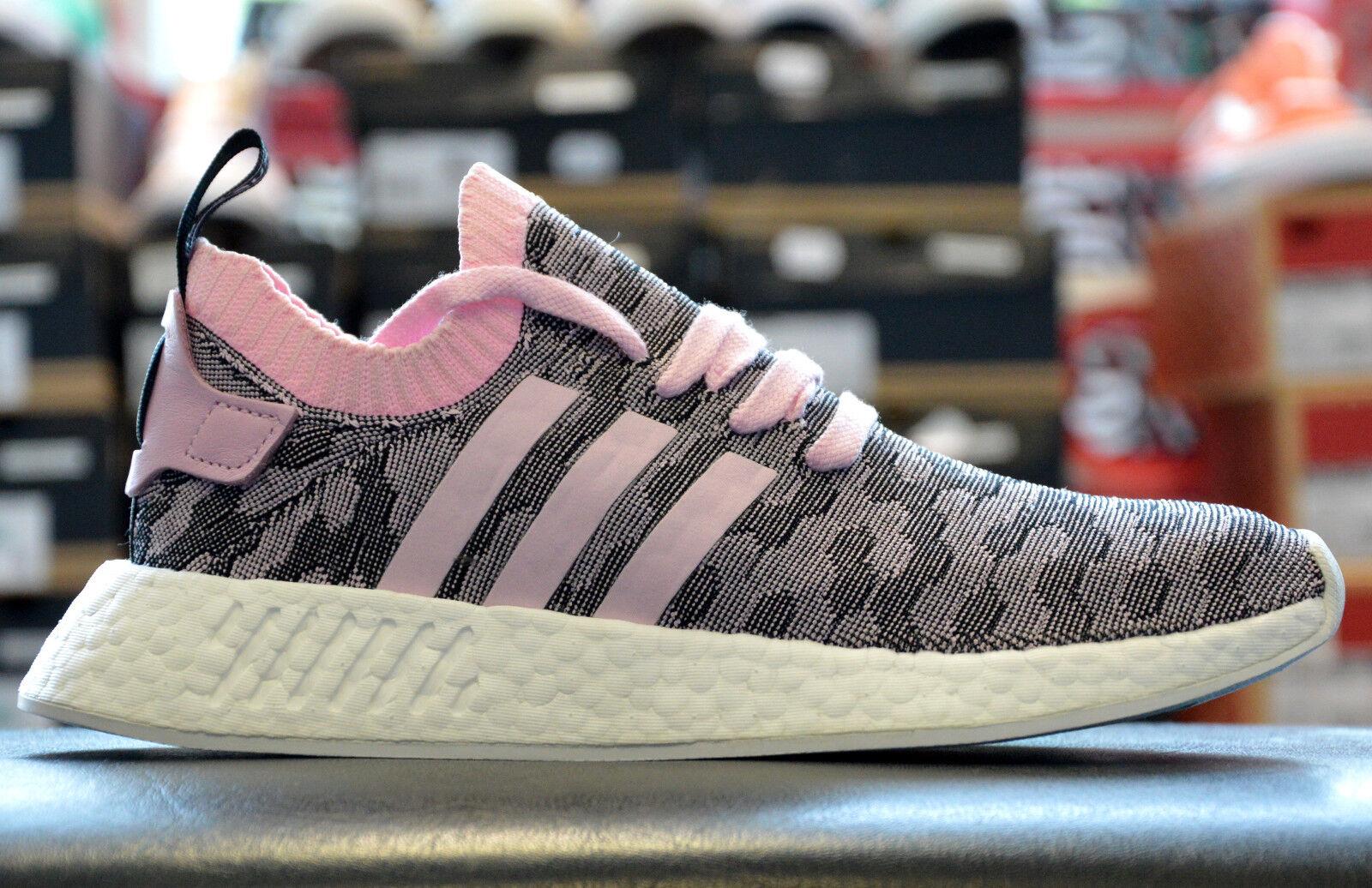 af8de2775e3efd Adidas NMD R2 Pk Damen Mädchen Sneaker Turnschuhe Sommerschuhe Boost Pink