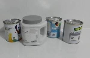 Paint Sample Pots x 4 (all full) Baldivis Rockingham Area Preview