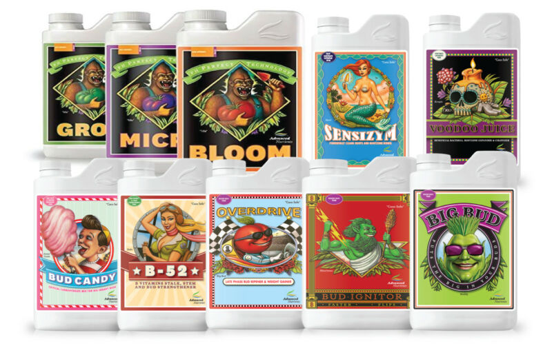 Advanced Nutrients Ultimate Grow System