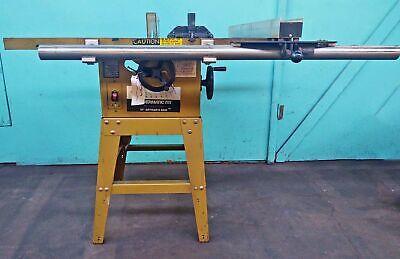 Powermatic 10 Table Saw Model 63