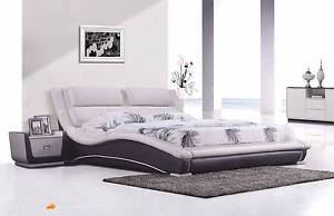 Stunning collection of premium quality leather bed king queen West Perth Perth City Area Preview