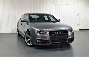 2013 Audi A5 SPORTBACK 2.0 TFSI QUATTRO Everton Hills Brisbane North West Preview