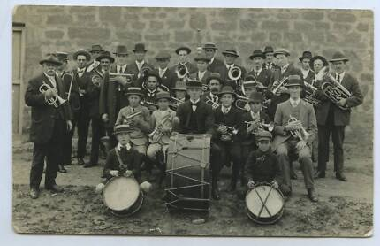 Yongala Brass Band 1912 Peterborough Area Preview