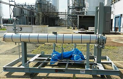 New 2014 Gaumer Process 100 Kw Heating System Dual Pumps Wvs