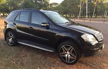 2007 Mercedes-Benz ML 280 CDI W164 Tiwi Darwin City Preview