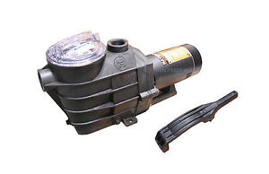 NEW HAYWARD SUPER II SWIMMING POOL PUMP 1 1/2 HP 1.5HP SP3010X15AZ