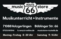 Flötenunterricht / Musicstore Route66 - Private Musikschule Baden-Württemberg - Holzgerlingen Vorschau