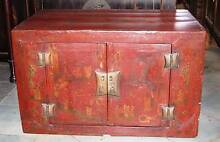 Antique Oriental (Chinese ) Decorated Chest Armadale Stonnington Area Preview