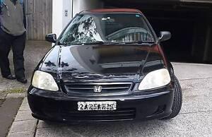2000 Honda Civic Hatchback Gladesville Ryde Area Preview