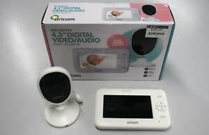 Oricom Secure SC740 4.3-Inch Digital Video Baby Monitor