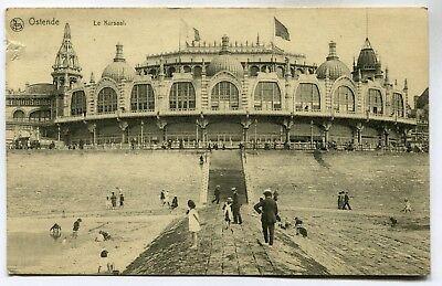 CPA - Carte Postale - Belgique - Oostende - Le Kursaal (SV7039)