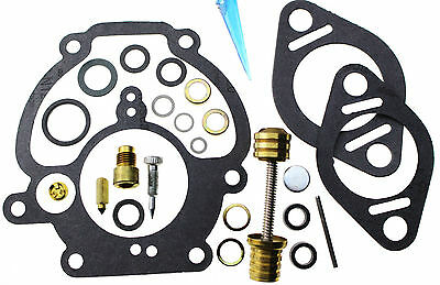 Carburetor Kit For International Harvester Ihc Engine Uc221 Uc222 4052896r91