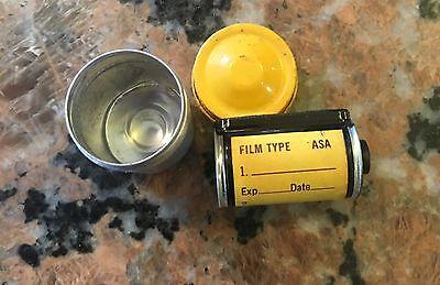 Старинные запчасти 1950S Kodak Canister And