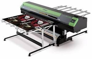 Roland Versa UV LEJ640 162cm Wide Printer + Cutter + Fume Filter Auburn Auburn Area Preview