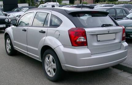 DODGE CALIBER FOR WRECKING CALIBER PARTS ENGINE GEARBOX ALL PARTS