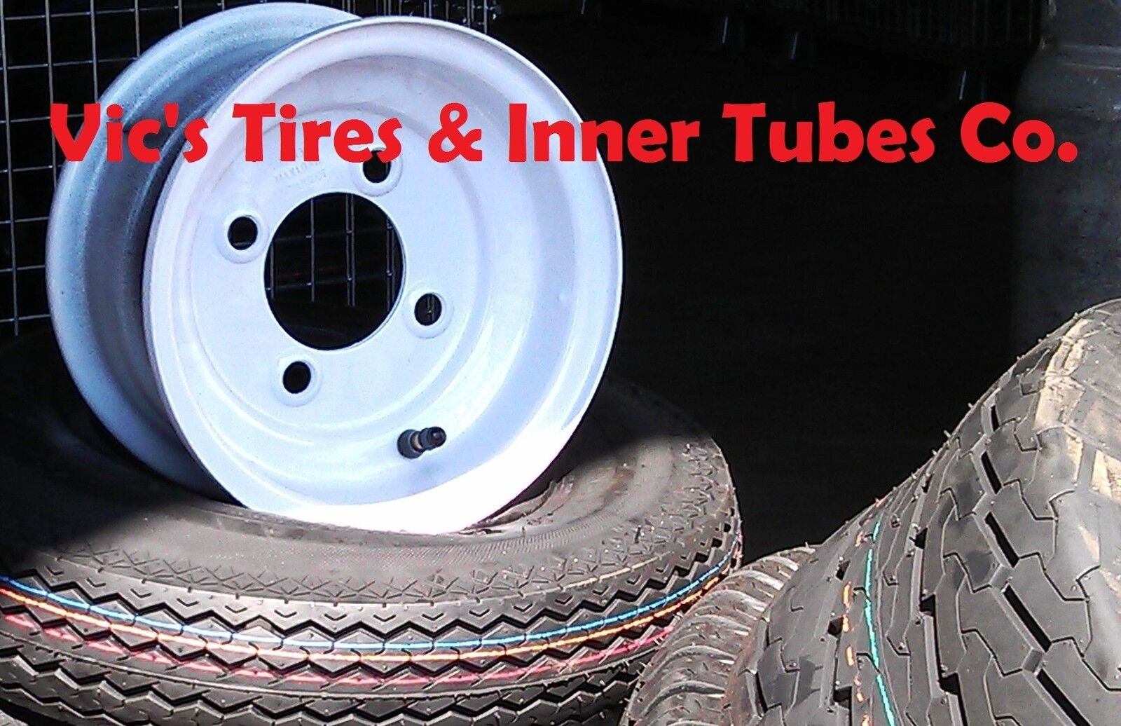 Vic's Tires&Inner Tubes Co