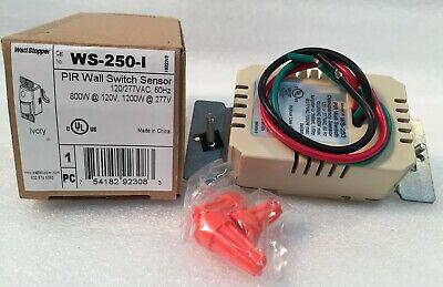 Watt Stopper Pir Wall Switch Sensor Ws-250-1