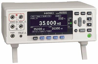 Hioki Rm3544-01-demo Precision Resistance Meter With Ext Io Interface