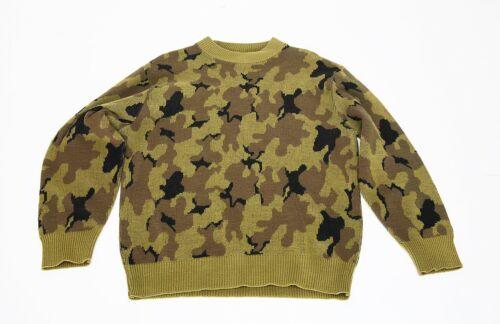 Winona Mills Camo Sweater, Archery Size Large. NICE!!!