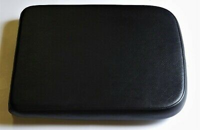 02-08 Dodge Ram 1500 2500 3500 Black Front Center Console LId Arm Rest