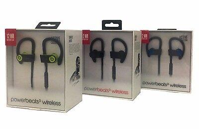 New Beats by Dr. Dre Powerbeats3 PowerBeats 3 Wireless In-Ear Headphones