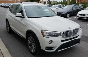 2015 BMW X3 xDrive28i 1 OWNER! ACCIDENT FREE!