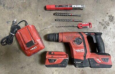 Hilti Te 6-a22 Cordless Hammer Drillkit