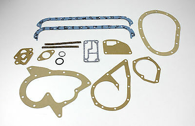 BOTTOM ENGINE GASKET SET HILLMAN HUNTER 1970   1979 ALL MODELS WITH STEEL SUMP