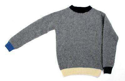 BRAND NEW- Howlin' Women's Disco Queen Sweater- Med Grey- XS- MSRP $200