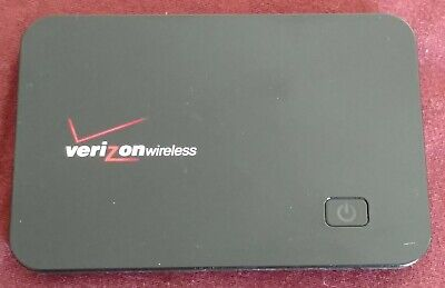 Verizon Wireless Novatel MiFi 2200 MiFi2200 Wi-Fi 3G Black Mobile Hotspot Modem