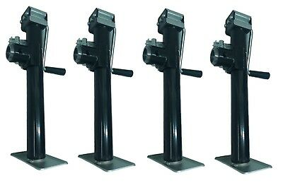 4x 2267KG TRAILER CARAVAN JACK JOCKEY WHEEL STAND PARTS ACCESSORIES JAYCO CAMPER