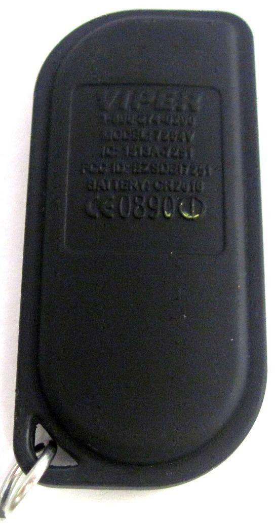 Clifford Matrix 33x Vehicle Security Alarm Remote Start System