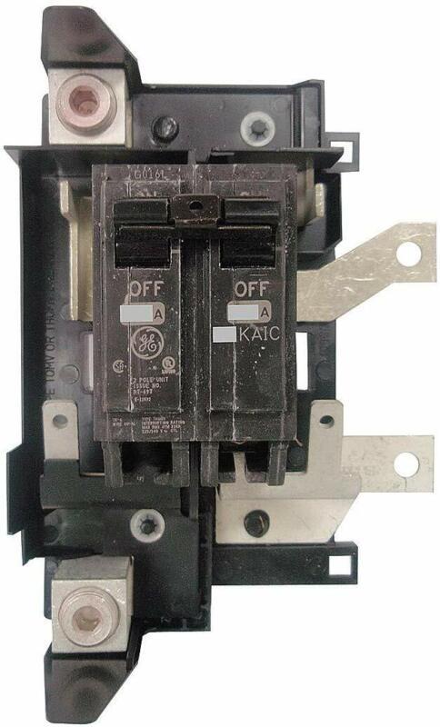 GE (General Electric) - THQMV225D - Circuit Breaker Kit, Main, 22KAIC, 225A, 2P