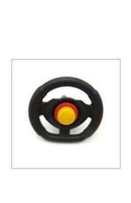 Ride Cruiser (NEW Step2 REPLACEMENT Steering Wheel Cruiser Push Around Car Buggy Ride)