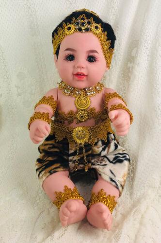 Luk Thep Child Kuman Thong Angel Spirit Doll Thai Amulet Talisman Wealth Luck